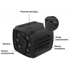 Kamera mini DV/DVR IR WiFi...