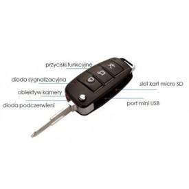 Mini kamera-kluczyk...